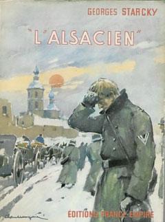 Couverture du livre de Georges Starcky